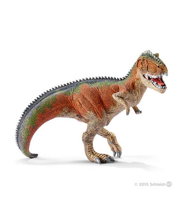 Schleich Giganotosaurus, orange
