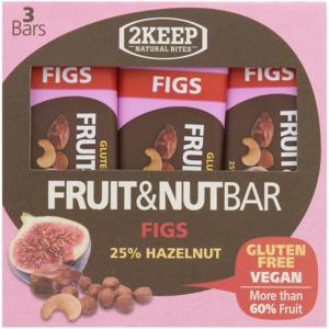 2KEEP Frucht & Nussriegel