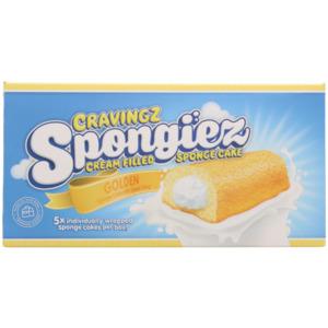 Cravingz Spongiez Golden