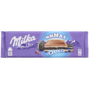 Milka Mmmax Schokolade Oreo