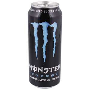 Monster Energy-Drink Absolutely Zero
