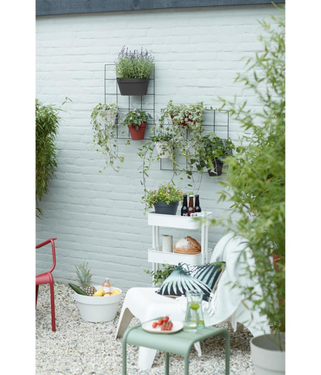 Bild 3 von elho Kunststoff-Wandhängetopf Loft Urban Green Wall Duo, ca. B28/H13,6/T15,1 cm