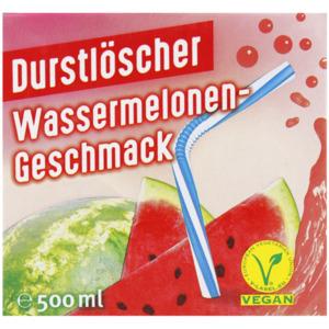 Durstlöscher Eistee Wassermelone
