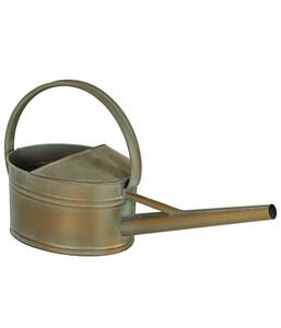 Dehner Metall-Gießkanne, 4,7 l, bronze