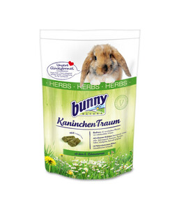 Bunny KaninchenTraum mit Kräutern