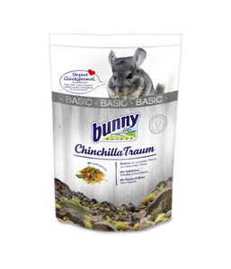 Bunny ChinchillaTraum BASIC, Chinchillafutter