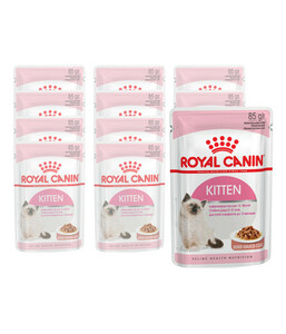 Royal Canin Kitten, Nassfutter, 12x85g