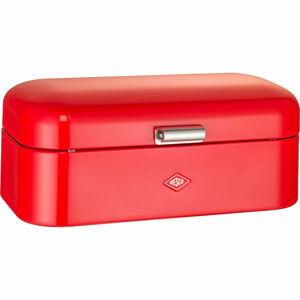 Wesco Brotbox Grandy mit Brotmesser, rot