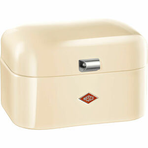 Wesco Brotbox Single Grandy mit Rollenhalter, vanille