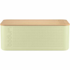 Bodum Brotbox Bistro, 36 cm, lindgrün