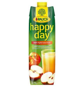 Happy Day             100% Apfel naturtrüb, 1 l                 (3 Stück)