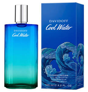 Davidoff                Cool Water Man                 Summer Edition Eau de Toilette 125 ml