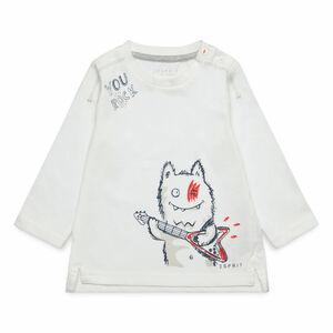 Esprit Baby Langarmshirt mit Print