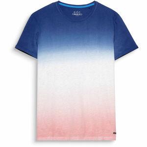 edc by Esprit Herren T-Shirt mit Farbverlauf