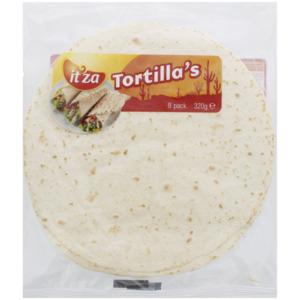 It'za Tortillas