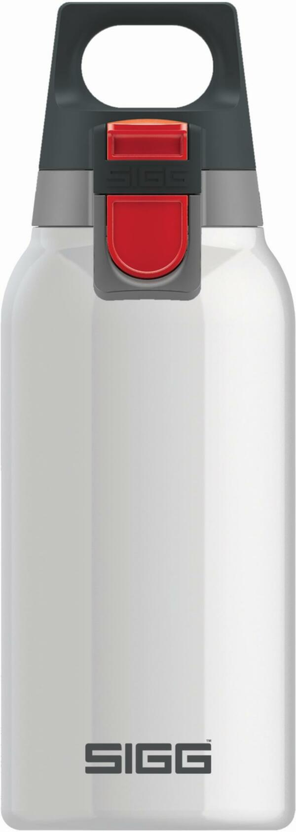SIGG Trinkflasche Hot & Cold One White 0.5l