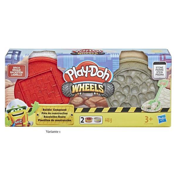 Play-Doh Baustellen Knete