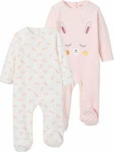 Schlafanzug Doppelpack Gr. 92 Mädchen Kleinkinder
