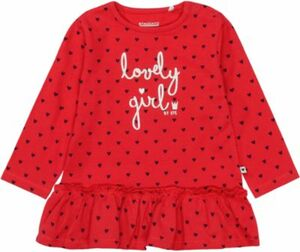 Baby Langarmshirt Gr. 80 Mädchen Baby