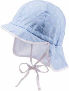 Schirmmütze zum Binden Gr. 49 Jungen Kleinkinder