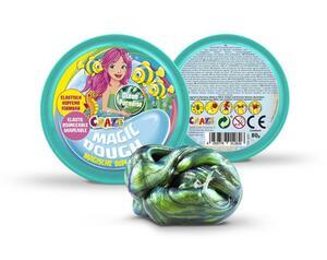 Magic Knete Mermaid grün 80g