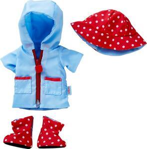 HABA Puppen Kleiderset Regenzeit