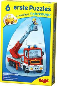 HABA 303311 Erste Puzzle Fahrzeuge