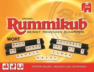 Jumbo Wort Rummikub