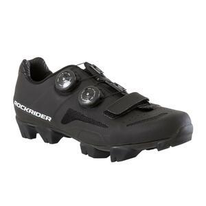 Mountainbikeschuhe MTB XC 500 schwarz