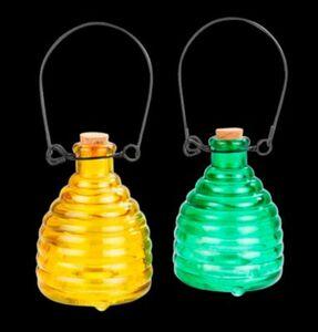 Wespenfalle Glas, 2er Set