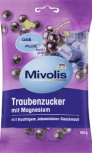 Mivolis Traubenzucker  mit Magnesium