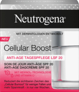 Neutrogena Tagespflege Cellular Boost