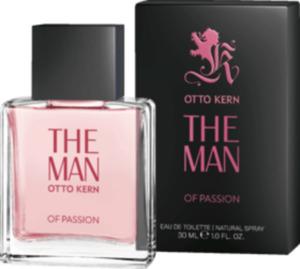 Otto Kern Eau de Toilette The Man of Passion