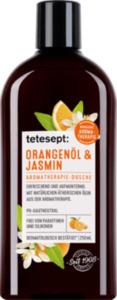 tetesept Aromatherapie-Dusche Orangenöl & Jasmin