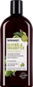 tetesept Creme-Öl Dusche Olivenöl & Sheabutter