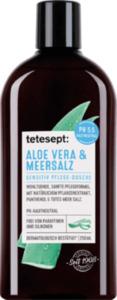 tetesept Pflege-Dusche Sensitiv Aloe Vera & Meersalz