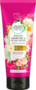 Herbal Essences Pflegespülung Clean Weiße Erdbeere & Süße Minze