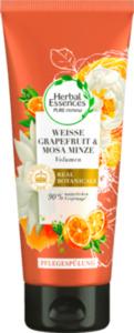 Herbal Essences Pflegespülung Volume Weiße Grapefruit & Mosa Minze