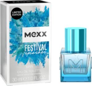 Mexx Eau de Toilette Festival Splashes Man