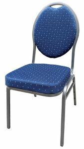 Bankett Stuhl Blau