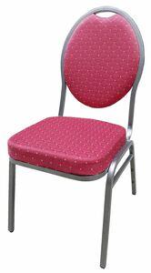 Bankett Stuhl Rot