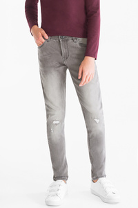 Here and There         Jeans - Jog Denim - skate-aid