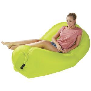 IDEENWELT Air-Lounge für Erwachsene grün