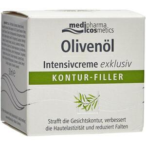 medipharma cosmetics Olivenöl Intensivcreme exklusiv 37.90 EUR/100 ml