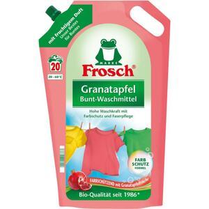 Frosch Bunt-Waschmittel Granatapfel 20 WL 0.20 EUR/1 WL