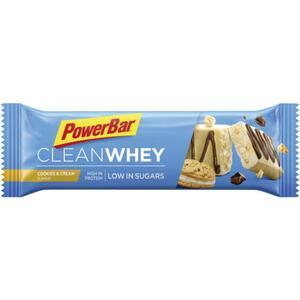 PowerBar CLEAN WHEY Riegel Cookies & Cream Flavour 3.98 EUR/100 g (18 x 45.00g)