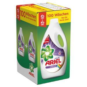 Ariel Color Flüssigwaschmittel Farbschutz 100 WL 0.20 EUR/1 WL