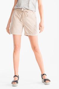 Yessica         Shorts mit Bindeband - Bio-Baumwolle