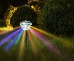 LED Solarlampe 2 in 1