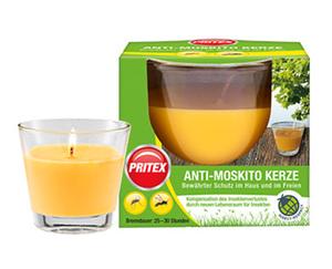 PRITEX Anti-Moskito Kerze